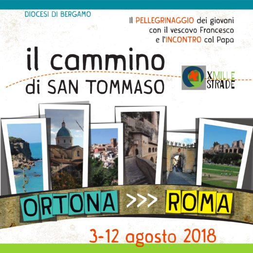 volantino Ortona-Roma
