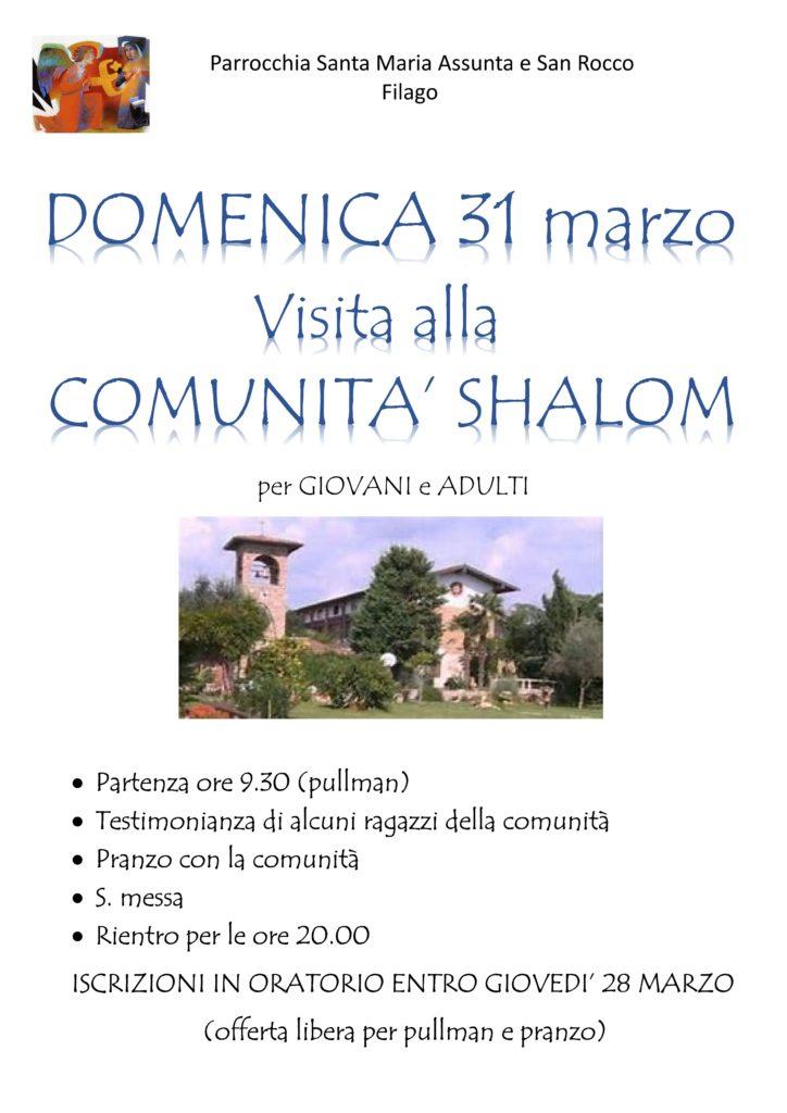 comunità shalom