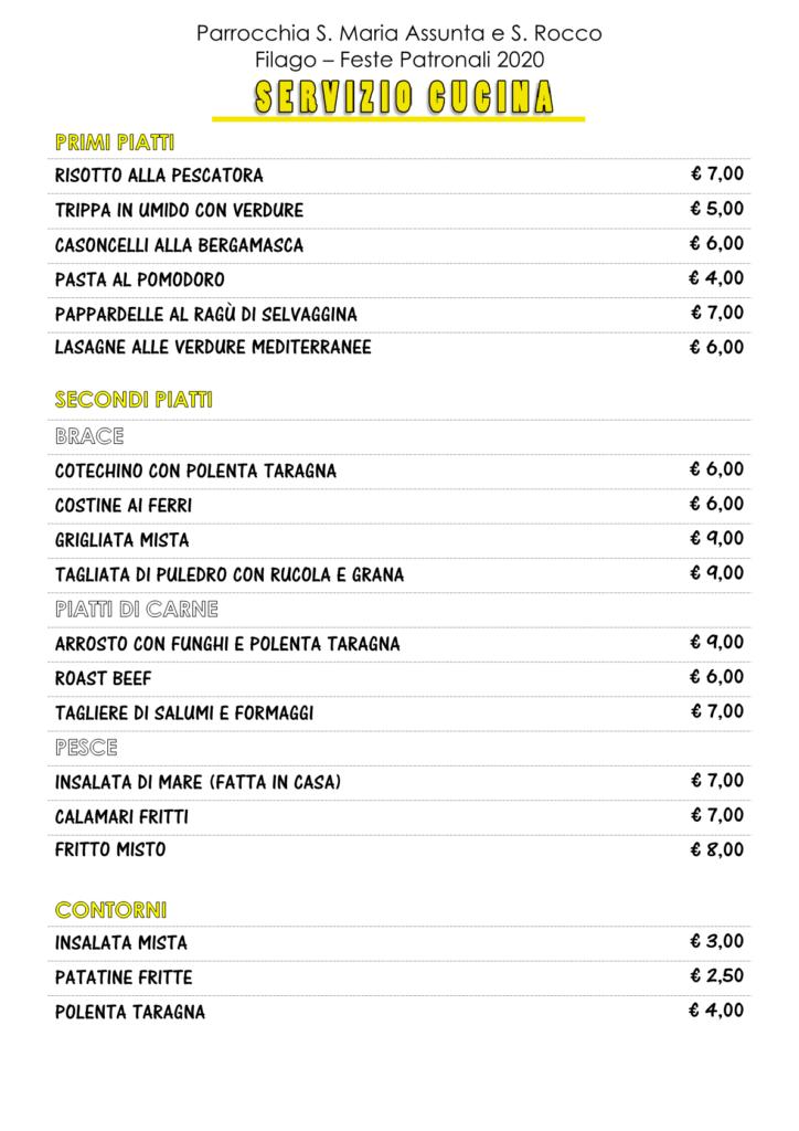 Prezzi cucina 2020 DEFINITIVO1